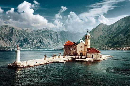 Perast - Rocks島の聖母 - Kotor