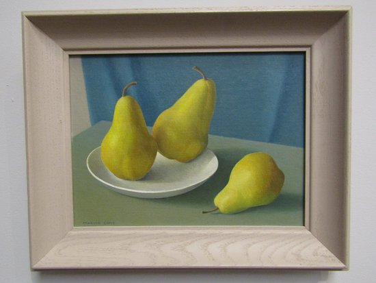 Figge Art Museum: The pears
