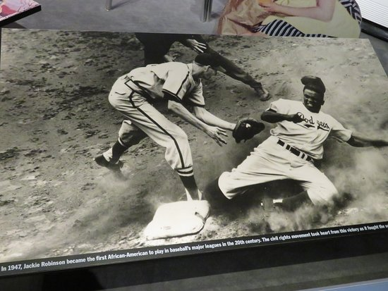 Harry S. Truman Library and Museum: Jackie Robinson