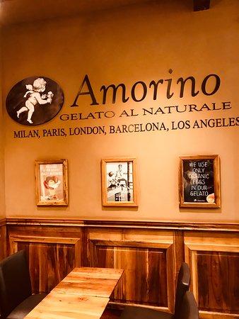 Amorino: امورينو في مركز فيستفال ستي