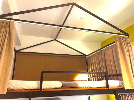 Bayhouse Hostel Penghu: Female Dorm 女生背包房