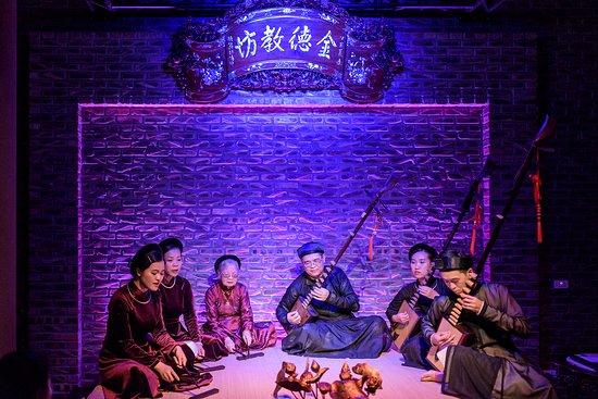 Kim Duc Ca Tru Theatre