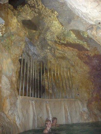 Cave Bath of Miskolctapolca: Нутрянка купален