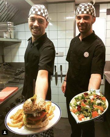 Can Pericus: Cocinamos con amor y alegria
