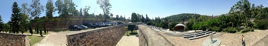 Kigali, Rwanda: Surrounding amphitheater