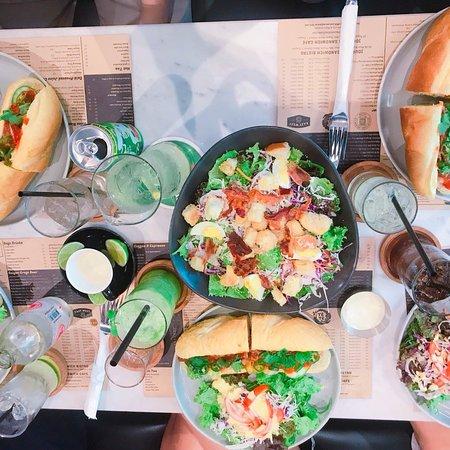Journeys Sandwich Cafe - Backpacker District Foto