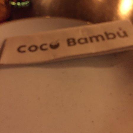 Foto de Coco Bambú Made in Heaven