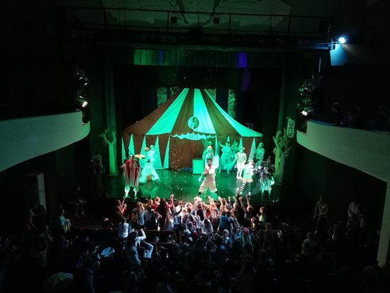 Primorskiy Regional Drama Theater of Youth