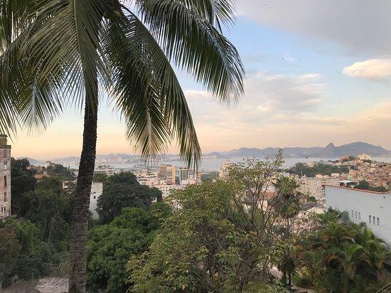Mama Ruisa: View from patio