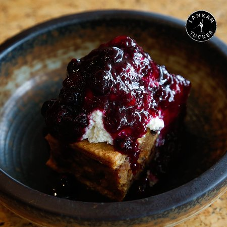 Lankan Tucker: New Special: Bread and Butter Pudding