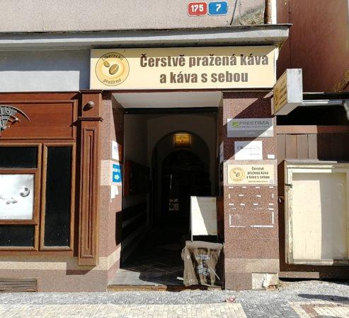 Ondrej Cermak: Liberecka pražírna - pohled z venku