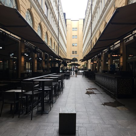 Mummotunneli Helsinki