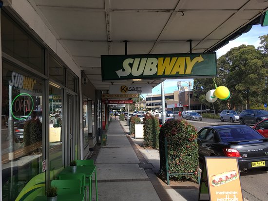 ‪‪Lindfield‬, أستراليا: Subway - Lindfield NSW‬