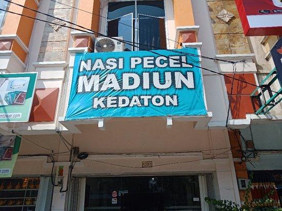 Rumah Makan Pecel Madiun foto