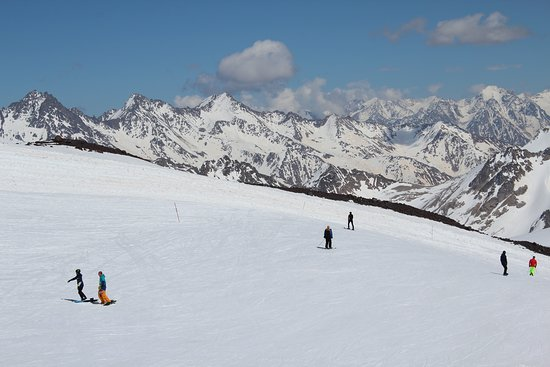 Mount Elbrus: Эльбрус!