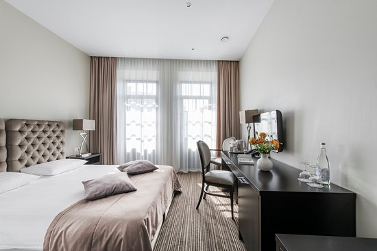 Amberton Cathedral Square Hotel Vilnius: Standard double room