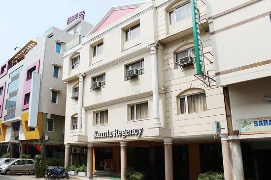 Treebo Trend Kamla Regency: Facade