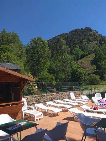 Ansalonga, Andorra: Piscina