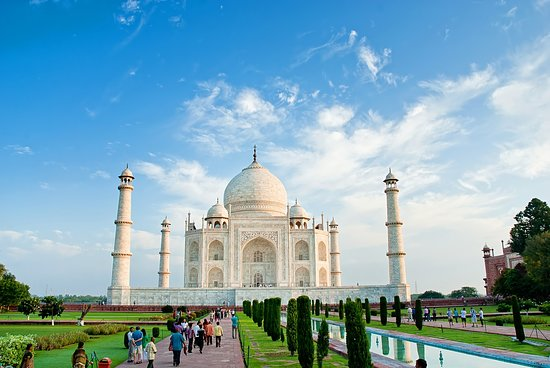 Taj Incredible Guide Tours