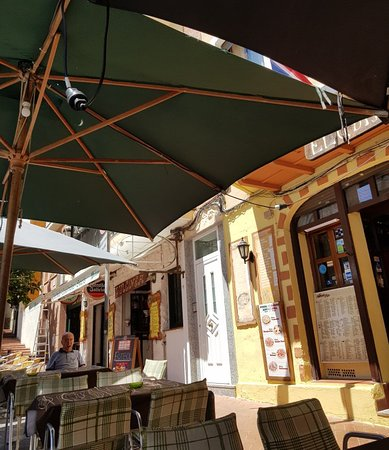 El Quijote CB.: Great tavern
