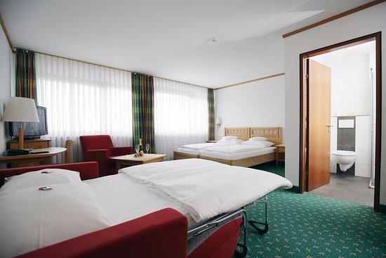 Bad Boll, Germany: Vierbettzimmer