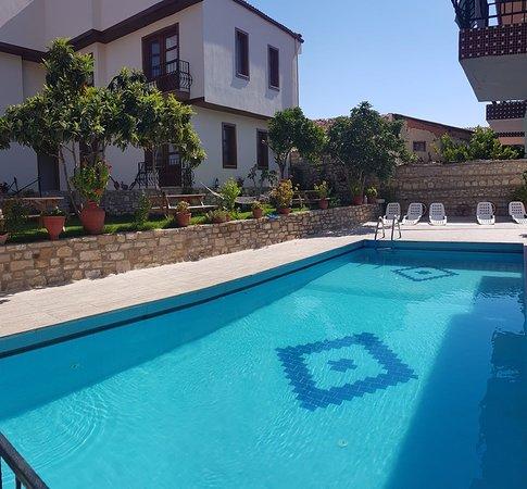 Sezgin Hotel B&B: Pool