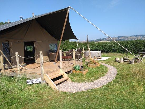 Middle Stone Farm: Kestrel Lodge