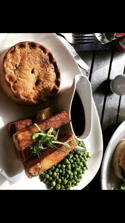 The Nursery Inn: Pie of the day - Steak & Ale