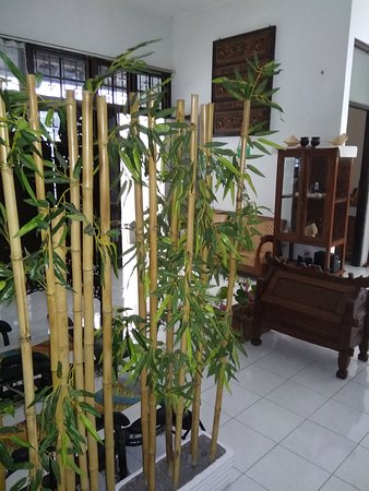 Wit Bamboe Massage: Place..okeee