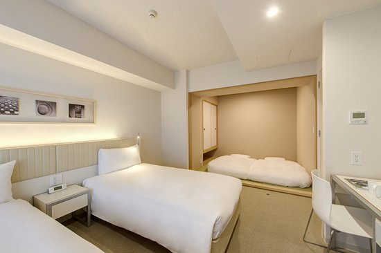 1 Bedroom Premier Bedroom With Tatami Japanese Style Room With 2 Sets Of Futon Picture Of Citadines Karasuma Gojo Kyoto Tripadvisor