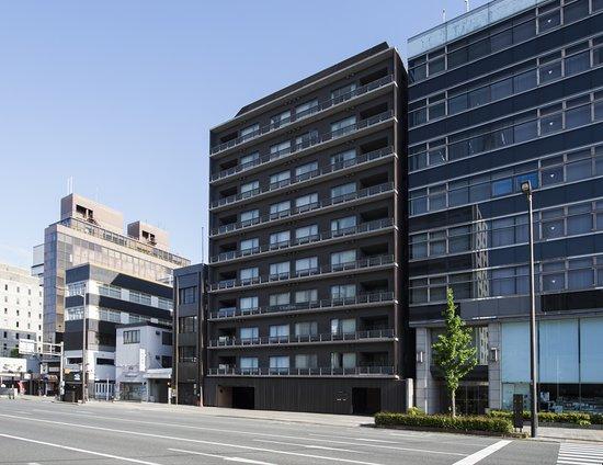 Citadines Karasuma-Gojo Kyoto: Exterior