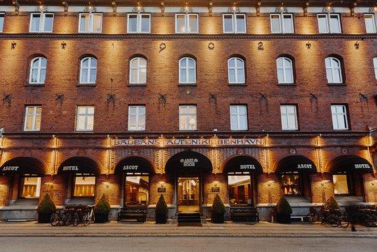 Ascot hotel kopenhagen denemarken foto 39 s reviews en for Hotel kopenhagen