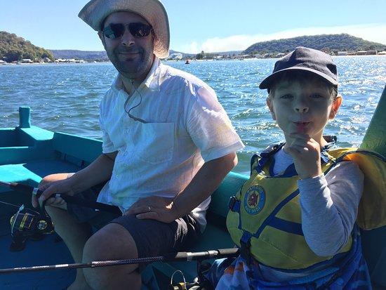 Booker Bay, Australia: Family picnic