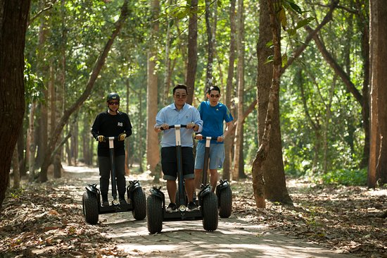 SegwayBangkok E-mobility Technology and servive