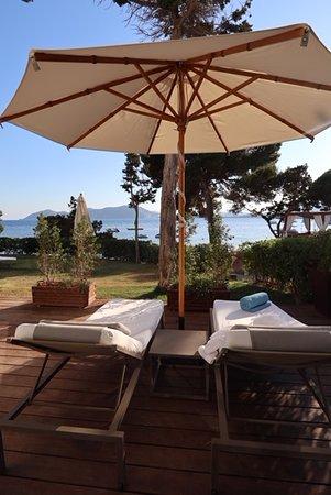 ME Ibiza: Room 008 garden