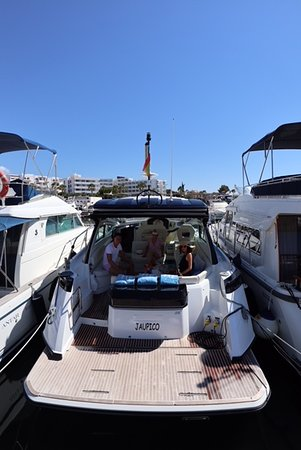 ME Ibiza: ME Boat experience to Formentera