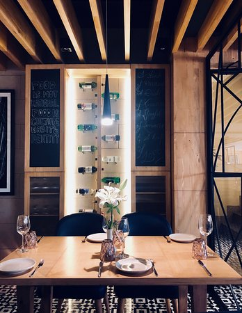 Kiara Soul Kitchen: Interior