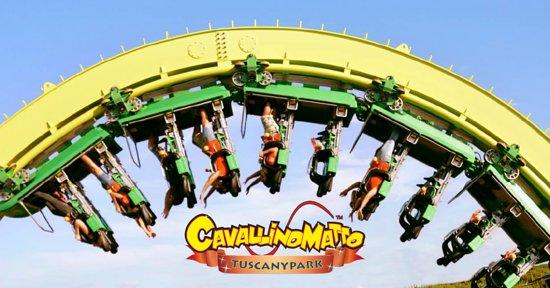 Marina di Castagneto Carducci, Ý: Freestyle Rollercoaster