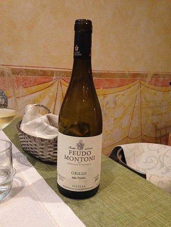 La Locanda del Castello: Un ottimo vino