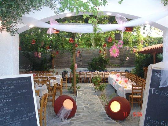 Cohyli Restaurant: Weddings!