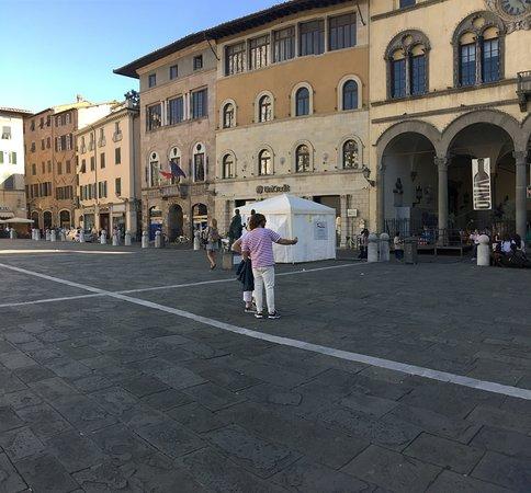Pistoia, Taliansko: mercato