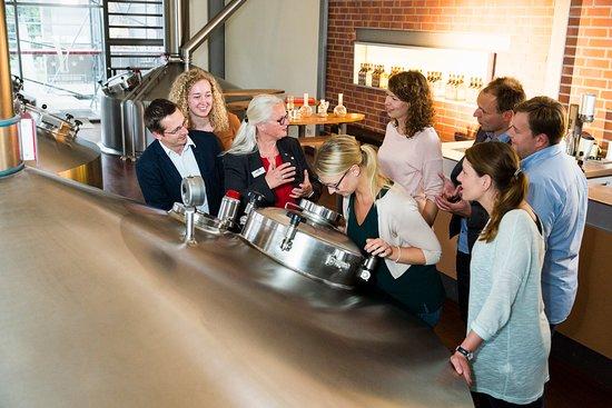 Stralsund, Allemagne: Bei einer Brauereiführung erleben Sie Brauhandwerk aus nächster Nähe.