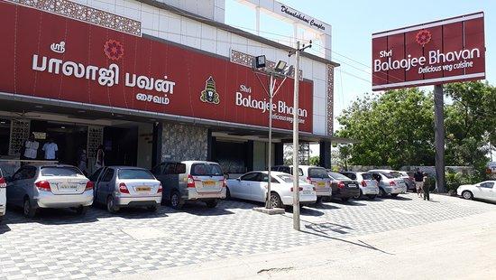 Shri Balaajee Bhavan, Melmaruvathur - Restaurant Reviews