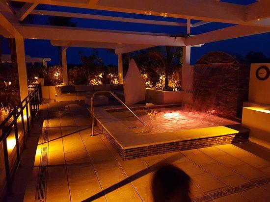 Jensen Beach, FL: hot tub
