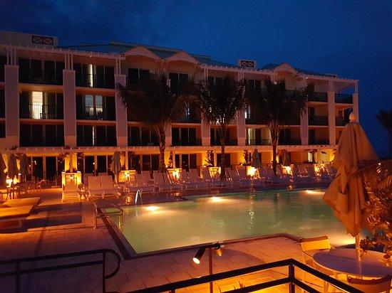 Jensen Beach, FL: pool view, there 3 total