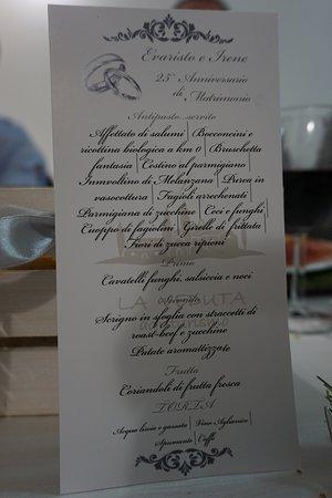 Agriturismo La Veduta: una serata magica, cibo di ottima qualità!!