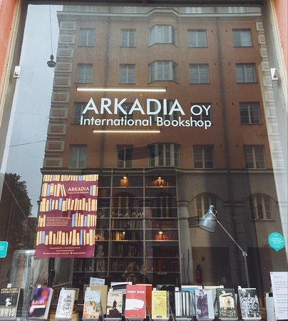 ‪Arkadia International Bookshop‬