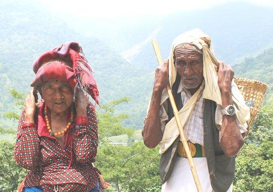 Saras Adventure Travel & Tours: Country life in mountain of Nepal,Lwang Village en route to Mardi Himal Trek- true happiness & p