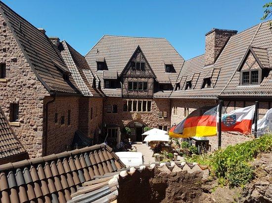Romantik Hotel auf der Wartburg: 20180701_142207_large.jpg