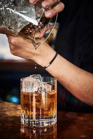 Boisdale Canary Wharf: Cocktails